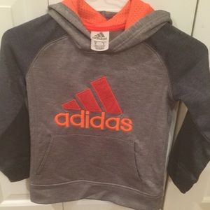 Boys adidas Sweatshirt Hoodie 6 Great Condition!